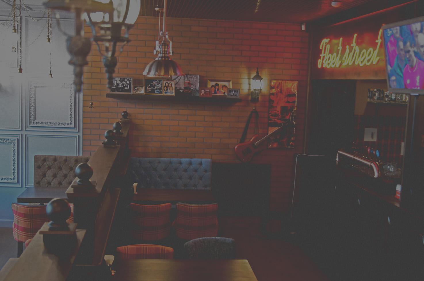 Fleet Street ресторан на Академической